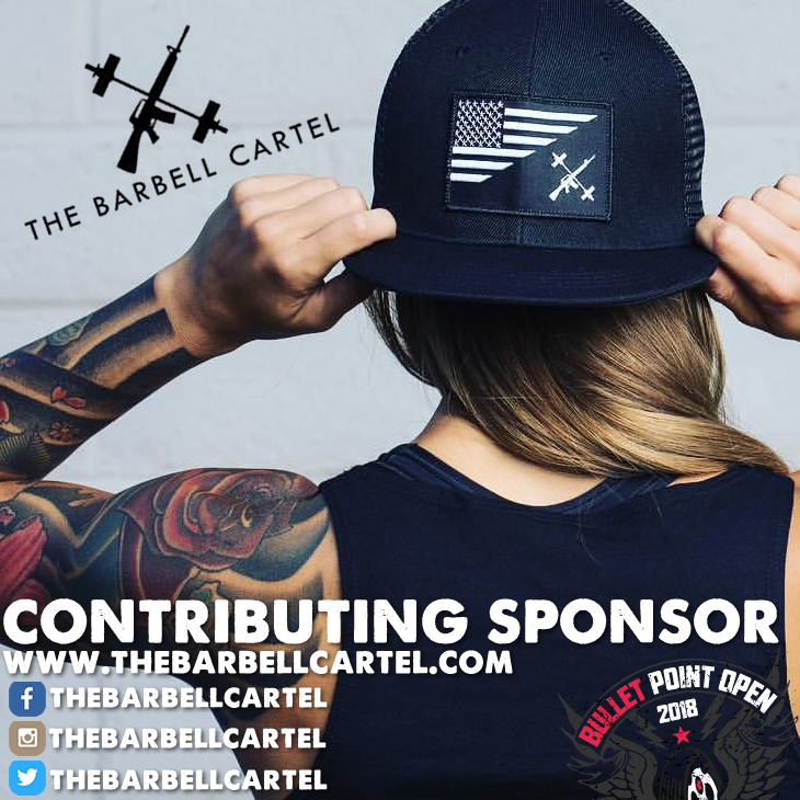 4e473b1a1 The Barbell Cartel – Bullet Point Competition Series