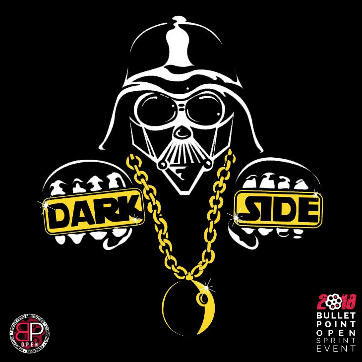 dark side bullet point competition series